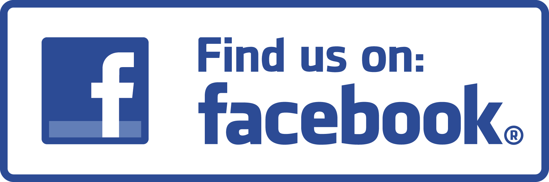 Find Us On Facebook Logo 01